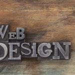 雰囲気のあるWebデザインのタイトル